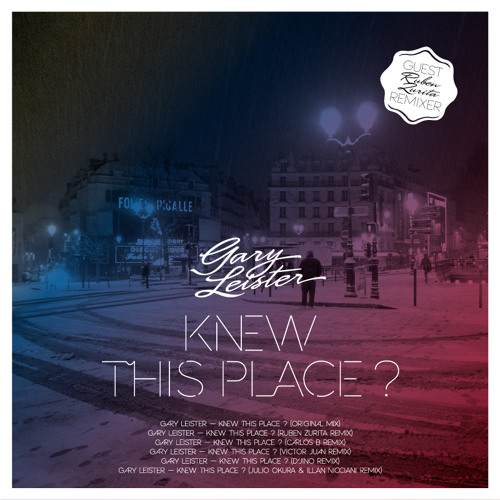 Gary leister - knew this place ? --- Hontas Records