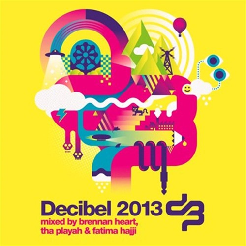 Fatima Hajji mix for Decibel Festival Compilation. Especial LadiesNight - In Session - Maxima FM