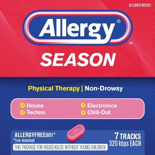 Physical Therapy - Non-Drowsy (ALLERGYFREE001)
