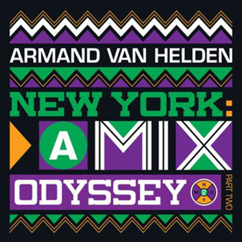 Armand Van Helden - New York: A Mix Odyssey Two *Free Download*