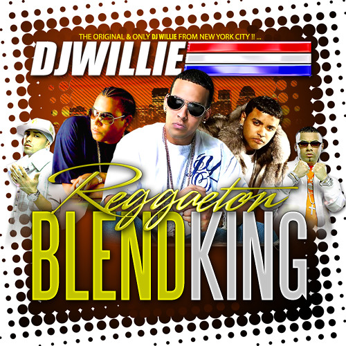 DJ WILLIE REGGAETON BLEND KING FROM 2005 ( instagram @djwillienyc )