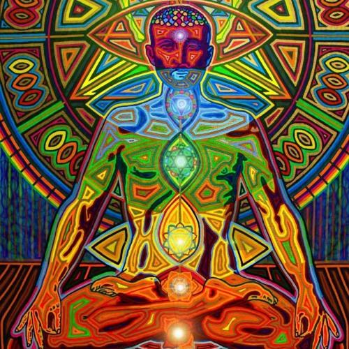 Sacred Vowels Psychedlic Enlightenment Trap
