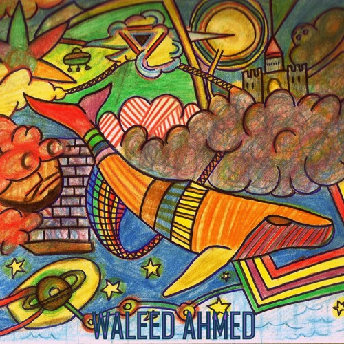 Waleed Ahmed - Just A Dream (feat. Sheraz Ahmed)
