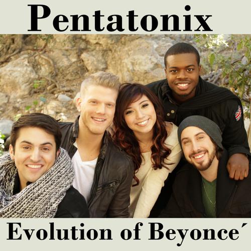 Pentatonix - Evolution of Beyoncé