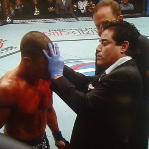 Interview with UFC 166 cagside doctor Greg Diaz