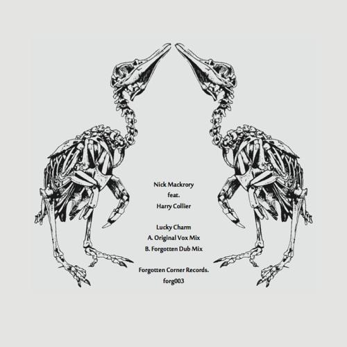 Nick Mackrory feat. Harry Collier (Original & Forgotten Dub mix) - ON SALE NOW!