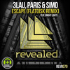 3LAU, Paris & Simo feat. Bright Lights - Escape (Flatdisk Remix) (Winner)