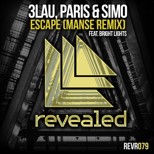3LAU, Paris & Simo feat. Bright Lights - Escape (Manse Remix)