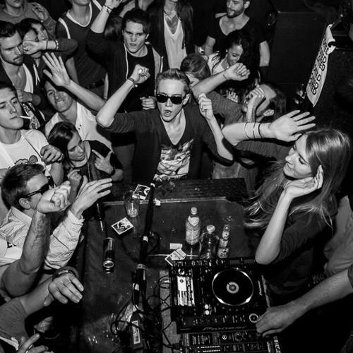 "Club Autonomica ""In the Mix"" Podcast #02 by Daniel Dexter (Poker Flat)"