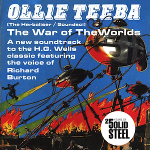 Solid Steel Radio Show 25/10/2013 Part 3 + 4 - Ollie Teeba (The Herbaliser)