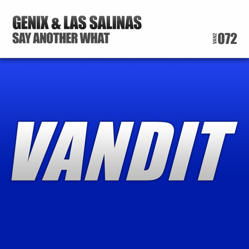 Genix & Las Salinas - 'Say Another What'