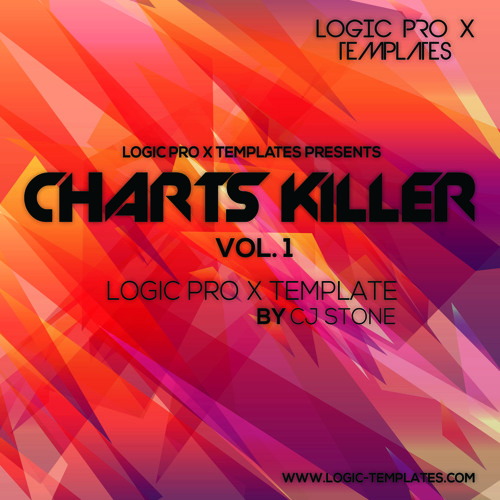 Charts Killer Vol.1 Logic Pro X Template