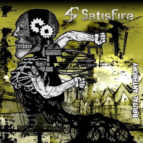 SatisFire - Brutal Anthropy (2008)