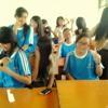 lagu apa ini  :D at SMP Negeri 3 Palangkaraya