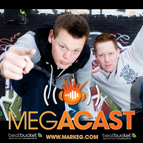 Mark EG's Megacast 003 Featuring Degos and Re-Done, Side E-Fect and Mike Steventon