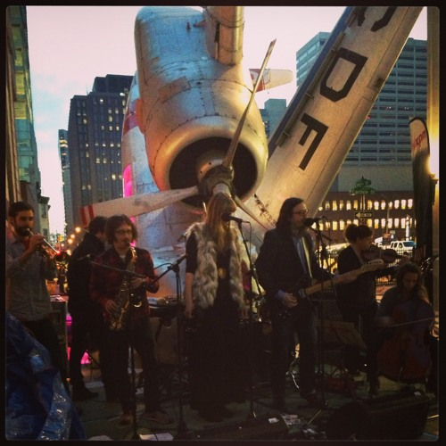 Joey Sweeney and The Long Hair Arkestra - Live at PAFA
