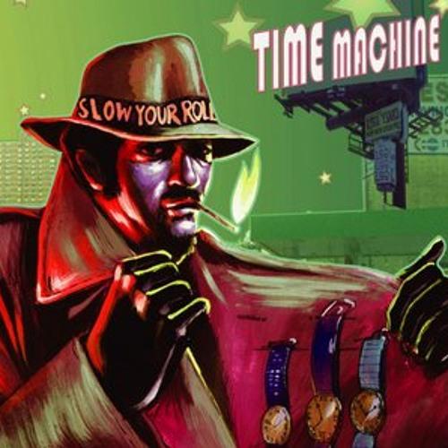 Time Machine - Personal Ads (feat. Romen Rok)