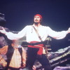 Pirate King From The Pirates Of Penzance By Gilbert And Sullivan
