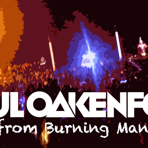 Paul Oakenfold - Live From Burning Man 2013