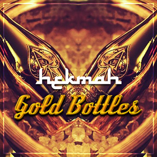 Hekmah - Gold Bottles