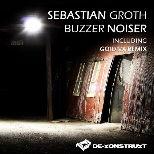 Sebastian Groth - Buzzer Noise (Go!Diva Remix) , out on De-Konstruct