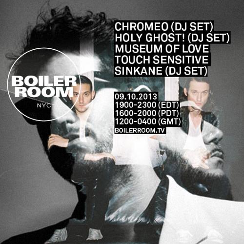 Chromeo 60 Minute Boiler Room Mix