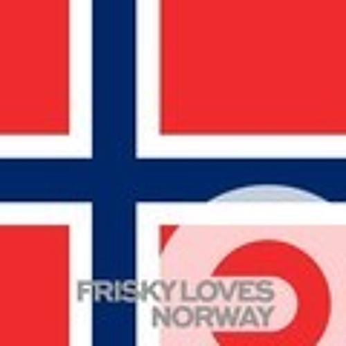 Frisky Loves Norway 2013 dj Marianne Skoglund