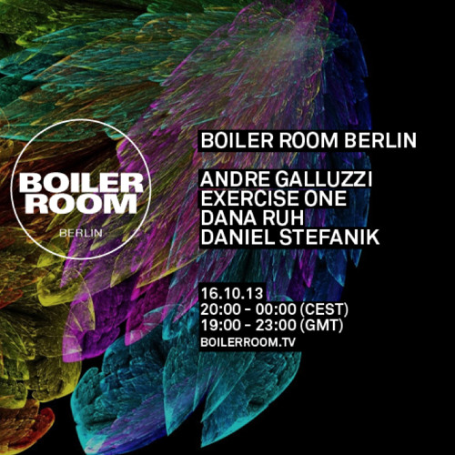 André Galluzzi 60 min Boiler Room Berlin Mix