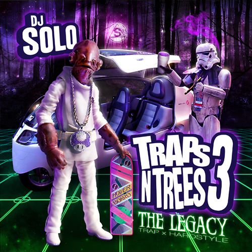 Traps N Trees 3: The Legacy