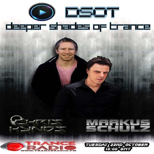 Deeper Shades Of Trance - The Tribute Series - with Special Guest MARKUS SCHULZ