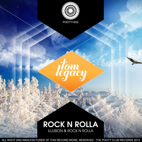 Tom Legacy - Rock N Rolla (Original Mix) [OUT NOW ON BEATPORT]