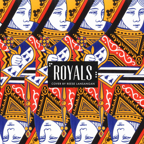 Royals (Lorde Cover - A cappella version)