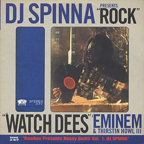 (BBoy Music)- Dj Spinna  Rock