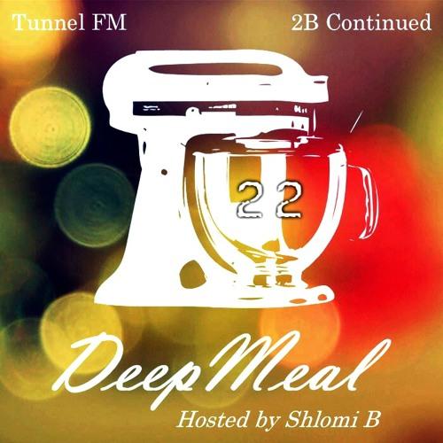 Shlomi B. 'Deep Meal' 022 Tunnel Fm October 2013
