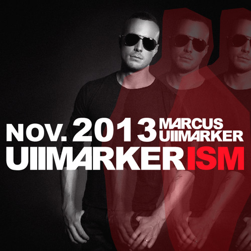 ULLMARKERISM NOV. 2013 Mixed By Marcus Ullmarker