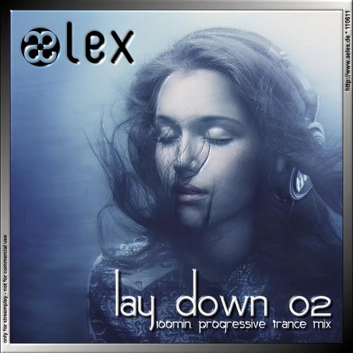 aelex - lay down 02 (mix set)