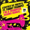 Contiez VS Treyy G - I'm A Trumpsta Feat. Timmy Trumpet (Djuro Remix) [Hussle]