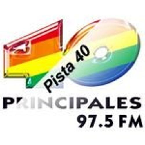 Paul Rudder - Pista 40 Podcast @ 40 Principales Asturias FM