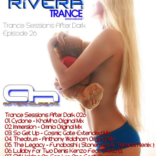 Ted Rivera - Trance Sessions After Dark 026 AH.FM Broadcast Oct. 2013
