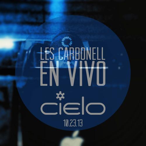 EN VIVO @ CIELO 10.24.13