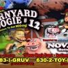 Exclusive Kikwear BarnYard Boogie 12 Promo Mix