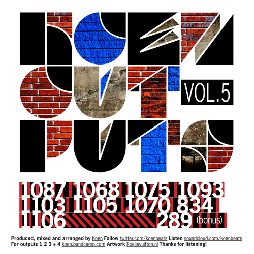 Koen - 1068 -  Out now on Outputs 5 - koen.bandcamp.com