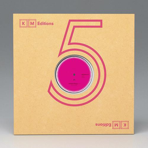 KM Editions 5 — El Halcon Rising
