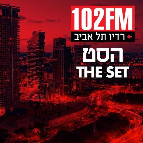 new set for 102FM radio TEL AVIV