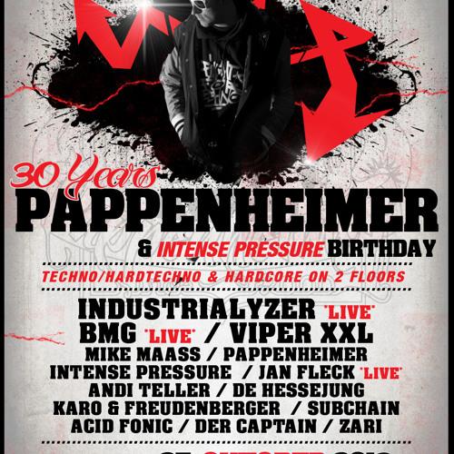 Viper XXL @ Essigfabrik Köln Pappenheimer Bday 25.10.2013