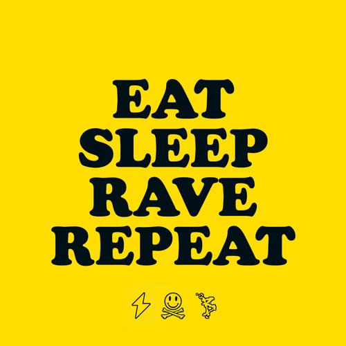 Fatboy Slim, Riva Starr & Beardyman - Eat, Sleep, Rave, Repeat - Full Acapella