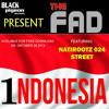 1NDONESIA (Satu Indonesia) -THE FAD Ft. Natirootz 024 Street