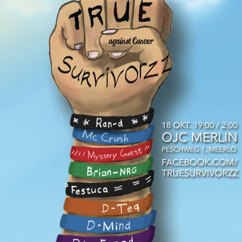 Fuzed & Zero Sanity - Live @ True Survivorzz 18-10-2013