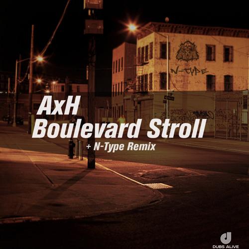 AxH - Boulevard Stroll EP (DAV015) [FKOF Promo]