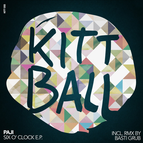 PAJI - Viola (Original Mix) [Kittball] (128 kbps)